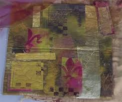 Embellish Fusibles with Color and Texture - Quilting Daily - The ... & Embellish Fusibles with Color and Texture – Quilting Daily Adamdwight.com