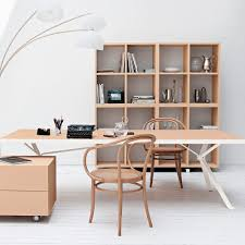 home office work table. Contemporary Work Table / Wooden Rectangular Commercial - REVO HOMEOFFICE Home Office ArchiExpo