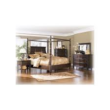 Key Town Canopy Bedroom Group | Bedroom Groups | Texas Discount ...