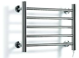 freestanding heated towel rack — interior exterior homie  heated