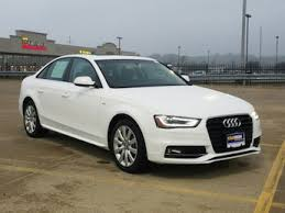 white audi 2015. Delighful White White 2015 Audi A4 Premium For Sale In Des Moines IA Intended M