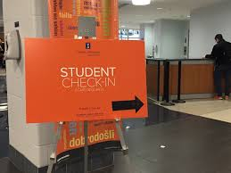 the black sheep sends freshman to uiuc business career fairthe i ask the lady behind the desk i m here to register for the career fair you don t have to be in business do you an overly smiley upperclassman replies