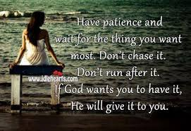 Quotes About Waiting On God Beauteous 48 Best Patience Quotes Sayings