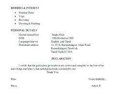 Resume Sample Cover Letter Fresher Model B Tech For Ece Freshers