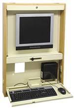 Wall Mounted Computer Desk