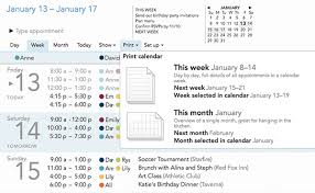 Schedule To Print Getting Started With Cozi Calendar Cozi Family Organizer