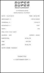 Sales Receipt Expressexpense Custom Receipt Maker