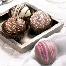 <b>Начинки</b> для <b>шоколадных конфет</b>: рецепты от «Ла-Кондитерра»