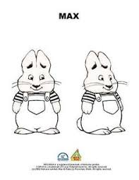 Small Picture Max And Ruby Coloring Pages wecoloringpage Pinterest