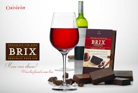 brix chocolates are specifically formulated to complement wine available in 4 diffe flavours each flavour brings forward the fruity and earthy nuances