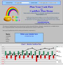 Cash Flow Excel Template Products Plan Your Cash Flow Plan Your Cash Flow