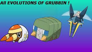 14 Unbiased Pokemon Sun And Moon Grubbin Evolution