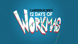 Careerbuilder S 12 Days Of Workmas Youtube