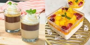 Resep puding marmer adalah salah satu resep puding yang unik dan tentunya sangat lezat, enak dan bergizi. 5 Resep Dan Cara Membuat Puding Dessert Praktis Untuk Buka Puasa Kapanlagi Com