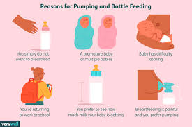 Is It Ok To Pump And Bottle Feed Instead Of Breastfeed