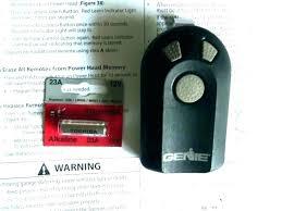 how to reprogram garage door opener remote genie garage door remotes genie garage door opener remote