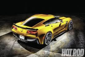 2015 Corvette Z06 Clocks 0-60 in Less Than 3 Seconds! - Hot Rod ...
