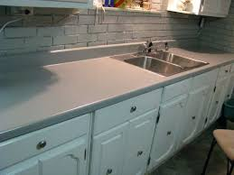 s home improvement rust oleum stone effects step 3 countertop coating