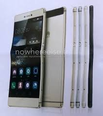 huawei p8 colors. huawei ascend p8 and lite appear on leaked billboard showing four colour choices - pocket-lint colors