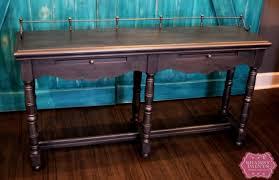 Zinc Finish Furniture From Oak To Smoke Zinc Finish Shabby Paints