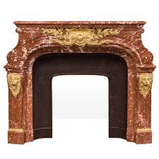 maison maison marble designer presents his custom made louis xiv style fireplace mantel
