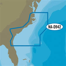 C Map 4d Local Chart Norfolk To Jacksonville