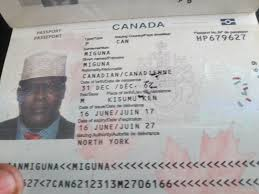 Mboya Birth … Canadian Don't By Deport National Own Place Birth Of Kisumu-kenya 16th On Your His You Https Passport 2017 t June Renewed Apollo Hsc Kenyan Twitter
