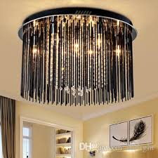 dimmable crystal chandeliers high class k9 crystal led ceiling modern chandeliers lighting led ceiling lamps crystal lighting forlight farmhouse chandelier