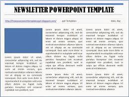 newspaper ppt template newspaper template powerpoint freetmpl