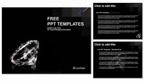 Diamond Powerpoint Template For Luxury Diamond Powerpoint Templates