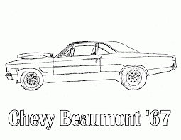 12 Pics Of Camaro Muscle Car Coloring Pages Awesome Car Coloring