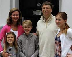 What are Bill Gates children up to especially phoebe adele gates?