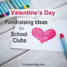 Someone we know who was good at calligraphy raised a lot of money by heart shaped cookies and valentine cupcakes are a simple valentine fundraiser. Valentine S Day Fundraising Ideas For School Clubs Fundraiser Alley