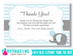 Love : Thank You Cards For Attending Baby Shower With Sample Thank ...