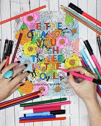 You can even customize these free printable quotes and modify them for your specific need. 12 Inspiring Quote Coloring Pages For Adults Free Printables Everythingetsy Com