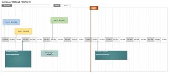 Personal Timeline Template Download Free Blank Timeline Templates Smartsheet