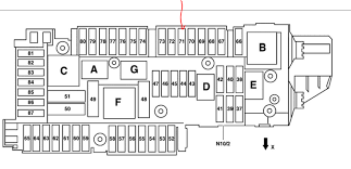 2011 Mercedes Benz C300 Fuse Chart Mercedes C300 Fuse Box Wiring Diagrams