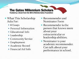 gates millenium scholarship essay questions this app makes it way easier to apply for college scholarships teen vogue