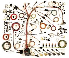 american autowire factory fit wiring harness kits factory fit