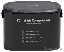 Автомобильный <b>компрессор Xiaomi 70mai</b> Midrive TP01 купить в ...