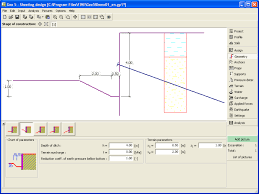 Small Picture Sheeting Design Design and analysis of sheet piles and other