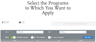program selection
