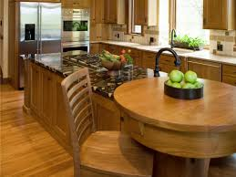 Granite Island Kitchen Kitchen Island Breakfast Bar Pictures Ideas From Hgtv Hgtv