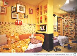 Elegant Kidu0027s Bedroom, Yellow Variant