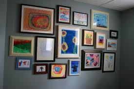 Kid's Gallery Wall Ideas
