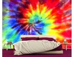 tie dye bedroom tie dye wallpaper for bedrooms best ideas our new murals  nos fabric great