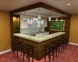 simple basement bar ideas. Simple Basement Bar Ideas L