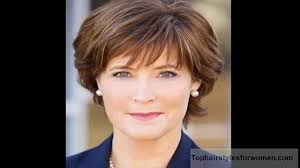 Hair Style For Women Over 50 best short hairstyles for women over 50 youtube 5985 by wearticles.com