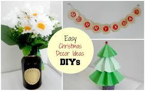 Christmas Wall Art Diy Christmas Home Decor Ideas X Mas Tree Vase Wall Art