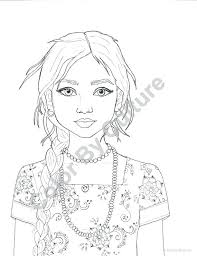 People Coloring Pages Likebestinfo